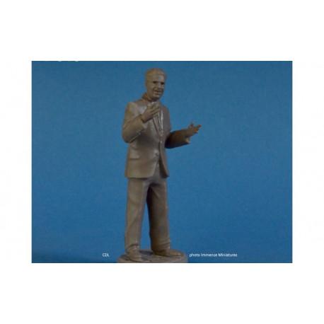 Immense Miniatures kit John Cooper