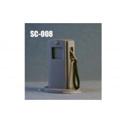 Immense Miniatures kit pompe à essence