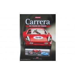 "LIVRE ""CARRERA 50 years on track"""