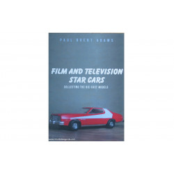 "LIVRE ""FILM AND TELEVISION STAR CARS"""