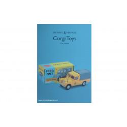 """LIVRE """"CORGI TOYS"""""""