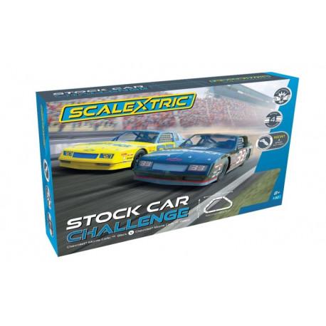 "Scalextric coffret ""STOCK CAR CHALLENGE"""