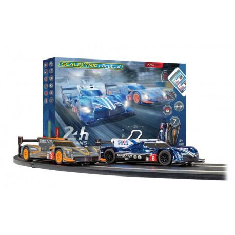 """Scalextric coffret Digital """"ARC PRO 24H le Mans"""""""