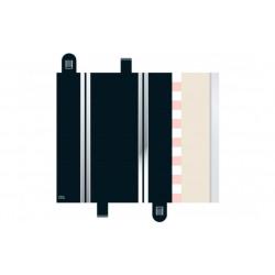 ..Scalextric RAIL droit 175mm x1 pièce