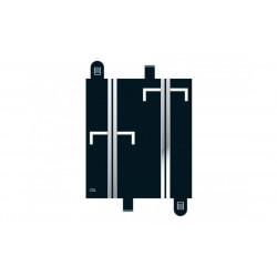 ..Scalextric RAIL droit 175 mm de départ x1 pièce