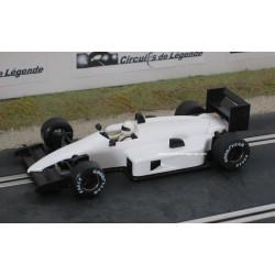 NSR Formule 1 test 1986/89 blanche