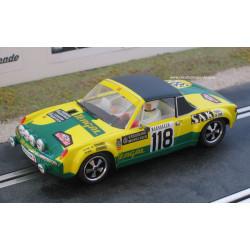 PORSCHE 914/6 GT Monte-Carlo 1971
