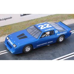 Scalextric CHEVROLET Camaro IROC-Z28 bleue