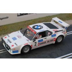 Fly BMW M1 Rallye du Var 1981