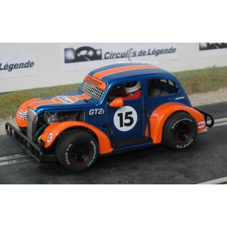 """Pioneer Legend Racer Series CHEVY n°15 """"Gulf"""""""