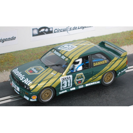 FLY-SLOTWINGS BMW M3 E30 Sport Evolution n° 31