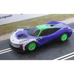 "Scalextric ""JOKER inspired car"""