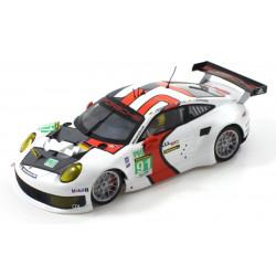 1/24° Scaleauto PORSCHE 991 GT3 n°91