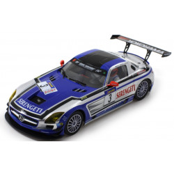 1/24° Scaleauto MERCEDES-BENZ SLS n°32