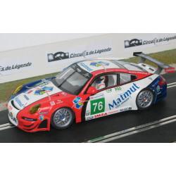 1/24° Scaleauto PORSCHE 997 GT3 2011 n°76
