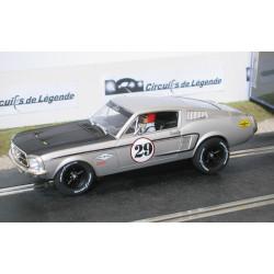 Carrera PONTIAC FORD Mustang n°29 aluminium