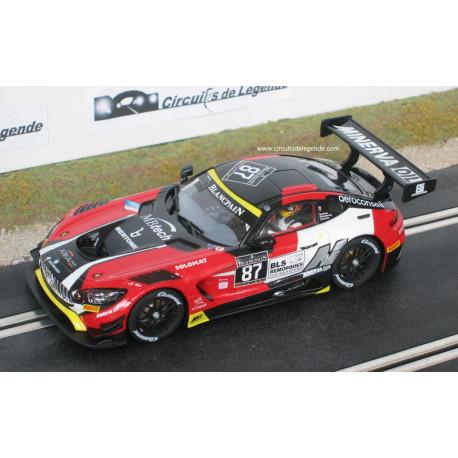 CARRERA MERCEDES-AMG GT3- Pro-Am n° 87
