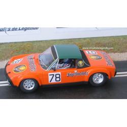 SRC PORSCHE 914/6 GT n°78 Nürburgring