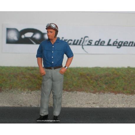 FIGURENMANUFAKTUR Juan Manuel Fangio