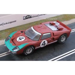 1/24° Carrera FORD GT40 MKII n°4