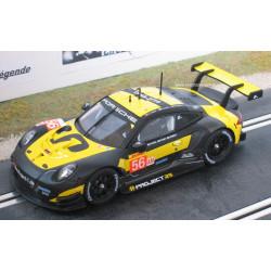 Carrera PORSCHE 991 RSR n°56 le Mans digitale