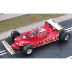 SRC FERRARI 312T4 n°12 Monaco 1979