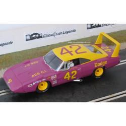 .Carrera DODGE Charger Daytona n°42 digitale