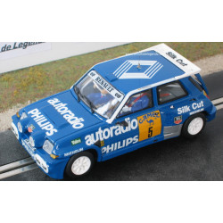 Team Slot RENAULT 5 Maxi Turbo N°5