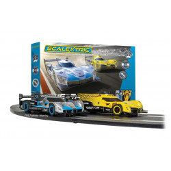 ".Scalextric coffret ""GINETTA RACERS"""