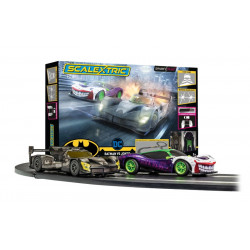 "Scalextric circuit ""BATMAN VS JOKER"""