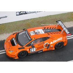 SIDEWAYS LAMBORGHINI Huracan GT3 n° 27