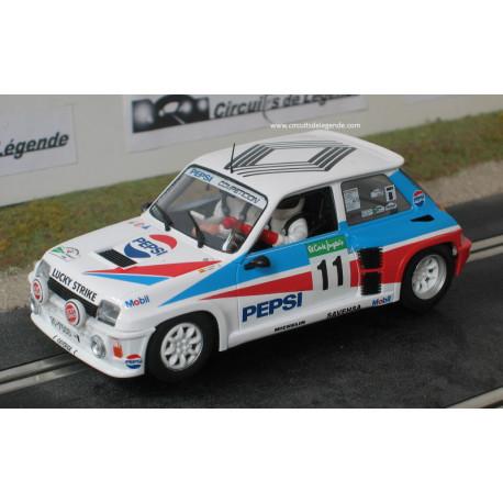 """Fly RENAULT 5 turbo n°11 """"Pepsi"""""""