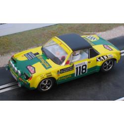 "SRC PORSCHE 914/6 GT Monte-Carlo version ""nuit"""