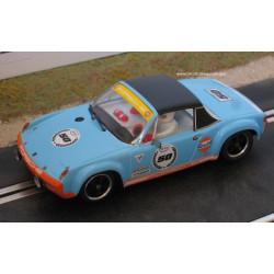 "SRC PORSCHE 914/6 GT n°50 ""Gulf"" édition 2"