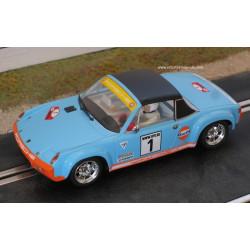 "SRC PORSCHE 914/6 GT n°1 ""Gulf"" édition 2"