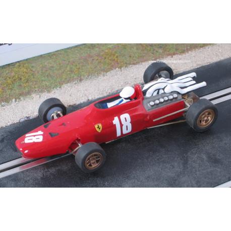Nonno Slot FERRARI 312 n°18 1967