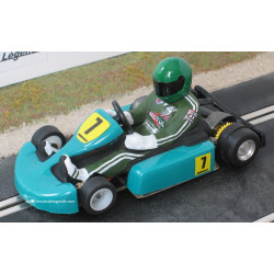 "Nonno Slot Kart vert n°18 ""Henri"""