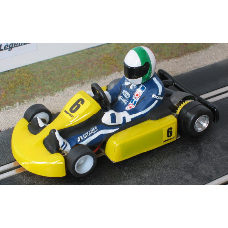 """Nonno Slot Kart vert n°6 """"Andréa"""""""