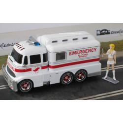 Carrera CAMION ambulance