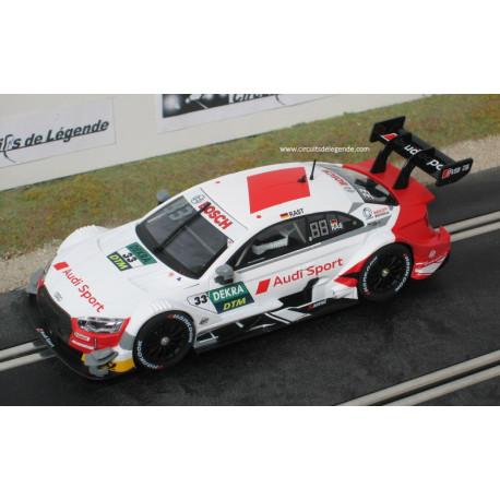 Carrera AUDI RS5 turbo DTM n°33 2019 digitale