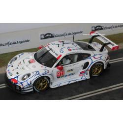 1/24° Carrera PORSCHE 991 RSR n°911 IMSA