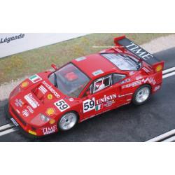 Revoslot FERRARI F40 n°59 24H le Mans