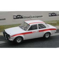 SCALEXTRIC FORD Escort MK1 Mexico 1970