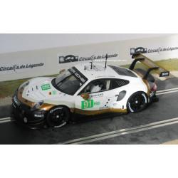 1/24° Carrera PORSCHE 991RSR n°91 le Mans 2019