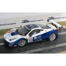 1/24° Carrera FERRARI 458 Italia GT3 n°139