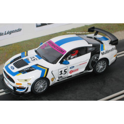 Scalextric FORD Mustang GT4 n°15 2019