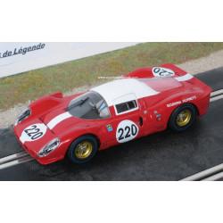 Scalextric FERRARI 412P n°220 Targa Florio