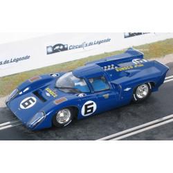 1/24° Carrera LOLA T70 MK3B GT n°6 Daytona 1969