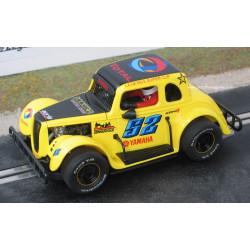 Pioneer Legend Racer Series FORD n°52 jaune