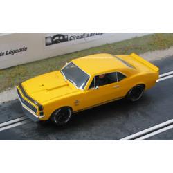Pioneer CHEVROLET Camaro SS427 1968 jaune